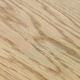 Solid Oak straight edge